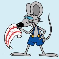 Мышь с ЭКГ