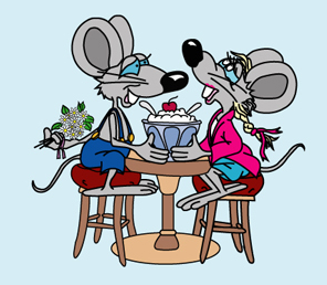 Мыши на свидании